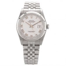 Second Hand Rolex Mens Oyster Perpetual Watch F0511837(476)