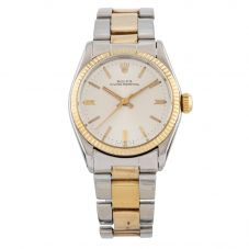 Second Hand Rolex Mens Oyster Perpetual Bracelet Watch 154(10/20)