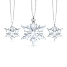 Swarovski Annual Edition Star Ornament Set 2020 5489234