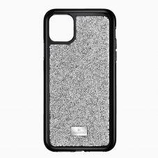 Swarovski Glam Rock Iphone 11 Pro Max Silver Tone Case 5536650