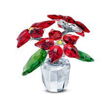 Swarovski Poinsettia Figurine 5538626