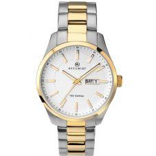 Accurist Mens Bracelet Watch 7057
