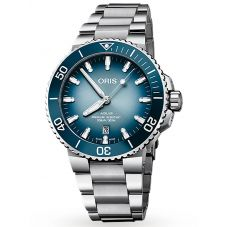 Oris Mens Ltd Ed Lake Baikal Watch 733 7730 4175