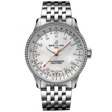 Breitling Ladies Navitimer Automatic 35 Watch A17395211A1A1