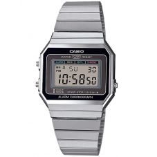 Casio Vintage Collection Bracelet Watch A700WE-1AEF