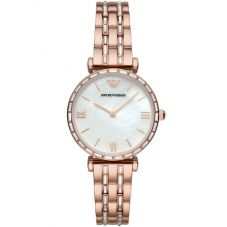 Emporio Armani Ladies Gianni Tbar Watch AR11294