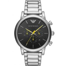 Emporio Armani Mens Luigi Chronograph Watch AR11324
