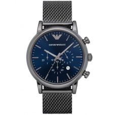 Emporio Armani Mens Luigi Chronograph Watch AR1979