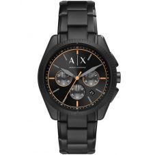 Armani Exchange Mens Black Bracelet Watch AX2852