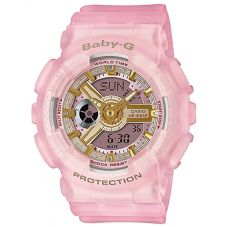 Casio G-Shock Baby-G Sea Glass Pink Watch BA-110SC-4AER