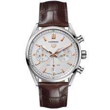 TAG Heuer Carrera Chronograph 42 mm Calibre Heuer 02 Automatic CBN2013.FC6483