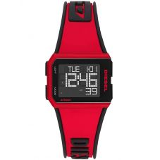 Diesel Mens Chopped Digital Watch DZ1923