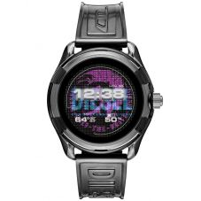Diesel On Fadelite Black Transparent Smartwatch DZT2018