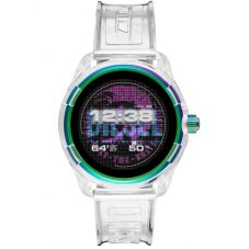 Diesel On Fadelite Clear Transparent Smartwatch DZT2021