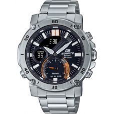 Casio Mens Edifce Duo Display Watch ECB-20D-1AEF
