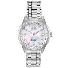 Citizen Ladies World Time Perpetual Watch FC8000-55D