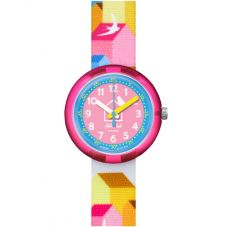 Flik Flak Childrens City of Life Casitas Watch FPNP067
