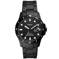 Fossil Mens FB-01 Black Bracelet Watch FS5659