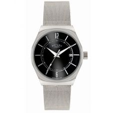 Rotary Mens Mesh Bracelet Watch GB00033/19