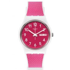 Swatch Ladies Berry Light Watch GW713