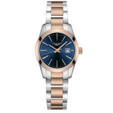 Longines Ladies Conquest Bracelet Watch L22863927