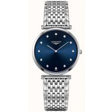 Longines Ladies La Grande Diamond Dial Watch L47094976