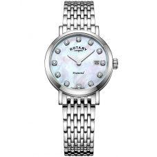 Rotary Ladies Diamond Watch LB02000/41