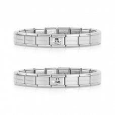 Nomination CLASSIC Two Bracelet Best Friend Set