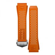 TAG Heuer Connected Orange Rubber Watch BT6231