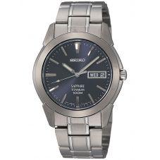 Seiko Mens Titanium Bracelet Watch SGG729P1