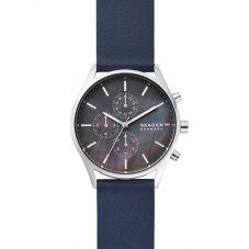 Skagen Mens Holst Chronograph Watch SKW6653