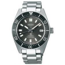 Seiko Mens Prospex 1965 Diver's Modern Re-Interpretation Automatic Grey Dial Watch SPB143J1