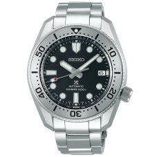 Seiko Mens Prospex 1968 Re-Interpretation Automatic Divers Black Dial Watch SPB185J1