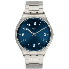 Swatch Mens Skinsuit Blue Watch SS07S106G