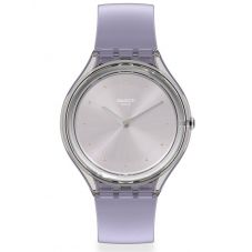 Swatch Ladies Skin Love Purple Watch SVOK110