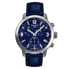 Tissot Mens PRC 200 Chronograph Watch T055.417.16.047.00