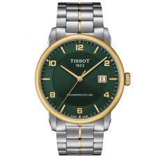 Tissot Mens Powermatic 80 Bracelet Watch T086.407.22.097.00
