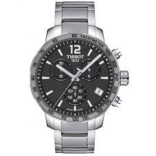 Tissot Mens Quickster Chronograph Watch T095.417.11.067.00