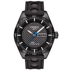 Tissot Mens T-Sport PRS-516 Powermatic 80 Watch T100.430.37.201.00