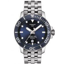 Tissot Mens Seastar Automatic Watch T120.407.11.041.01