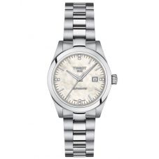 Tissot T-Classic T-My Lady Automatic Mother of Pearl Dial Watch T132.007.11.116.00