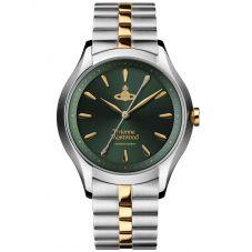 Vivienne Westwood Ladies The Savile Green Dial Watch VV234GRSG