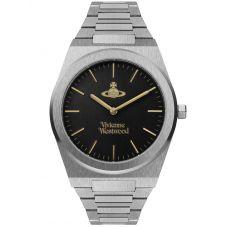 Vivienne Westwood Mens Limehouse Bracelet Watch VV245BKSL