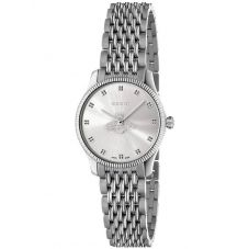 Gucci Ladies Timeless Bracelet Watch YA1265019