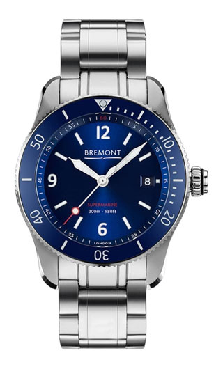 Bremont Sailing and Diving Watches